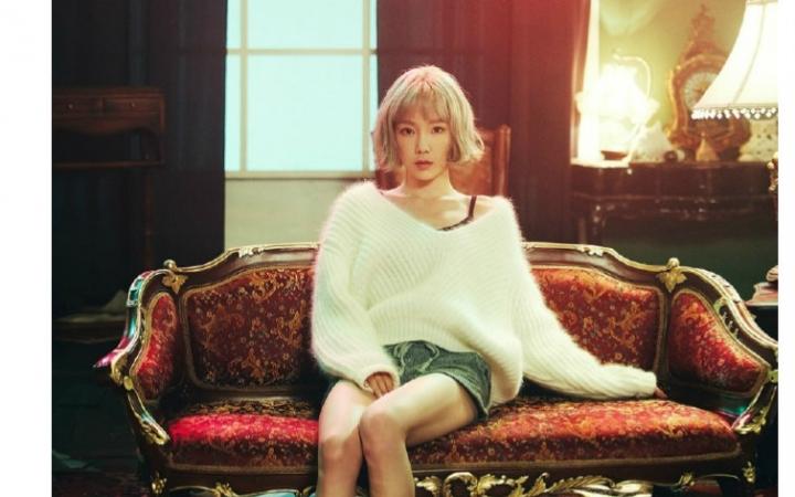 美颜美音金泰妍新单曲 Rain  来自片片的小酒壶 微博