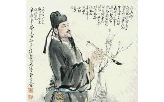 [中国古代名人圣贤] 书法家-颜真卿图片