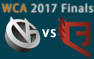 【CSGO WCA】 QBF VS VG.FGl WCA 2017 Finals | Group A -BO3- | - 比赛实况