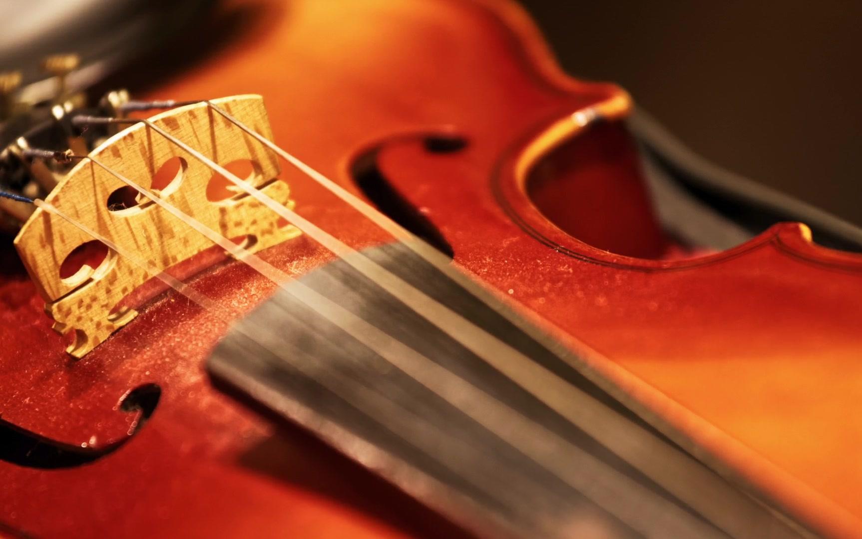 小提琴齐奏沂蒙山之歌-小提琴演奏教程-沂蒙山小提琴图片