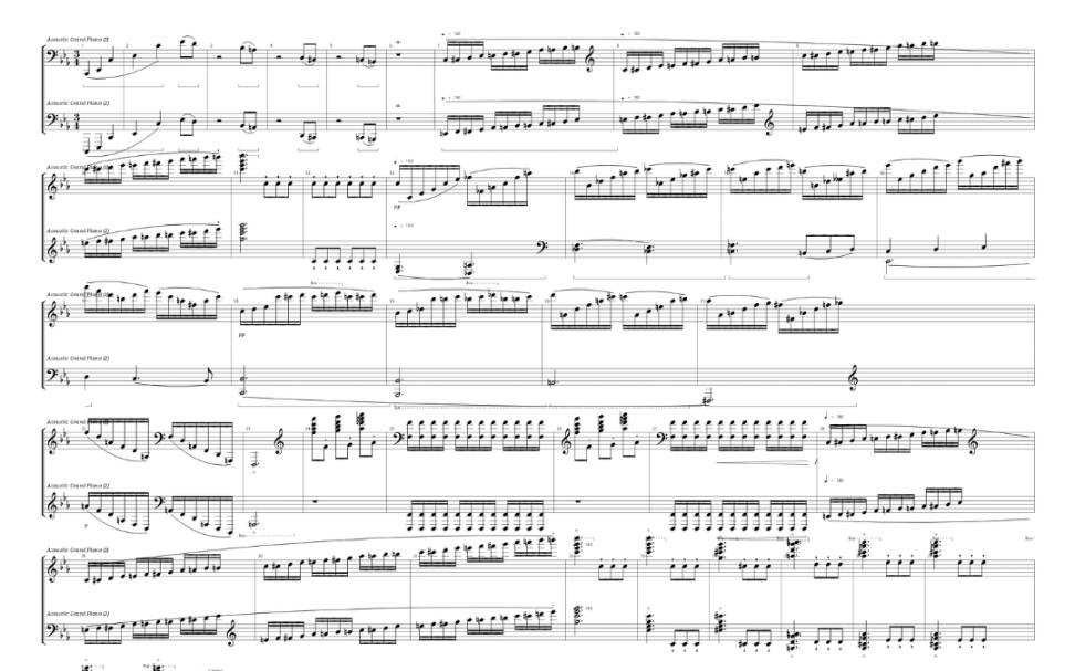 [自制音乐] 第一叙事曲