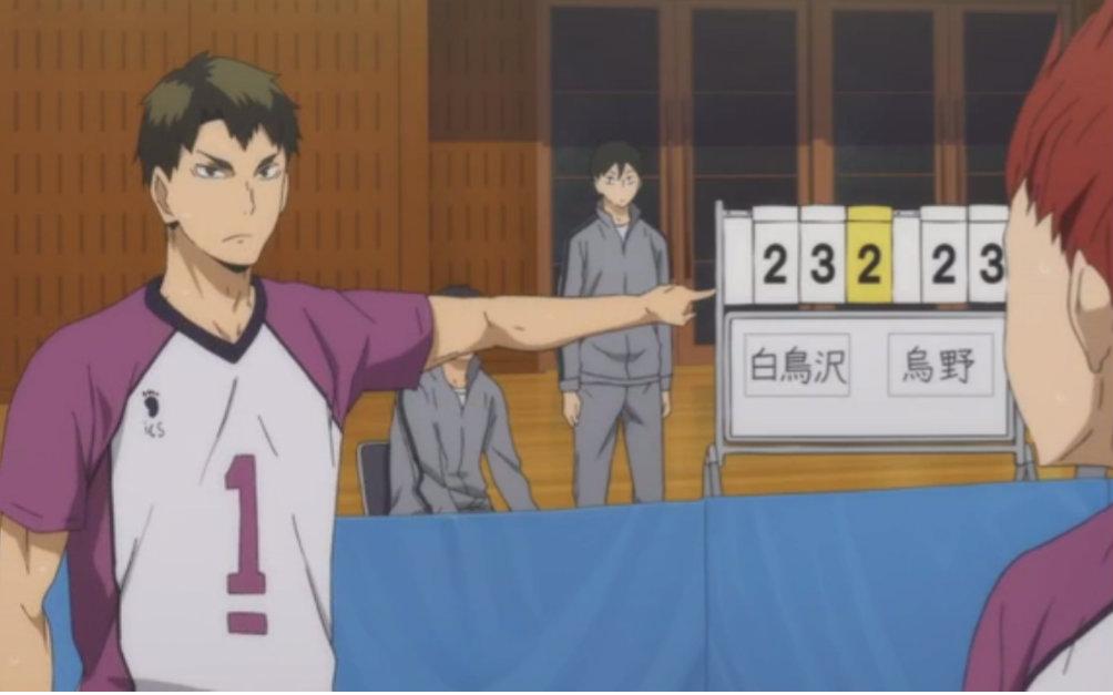 【12月】排球少年!!烏野高校 VS 白鳥沢学園高校 CM