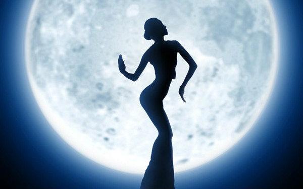 【独舞·杨丽萍】月光moonlight_三次元舞蹈_舞蹈__哔
