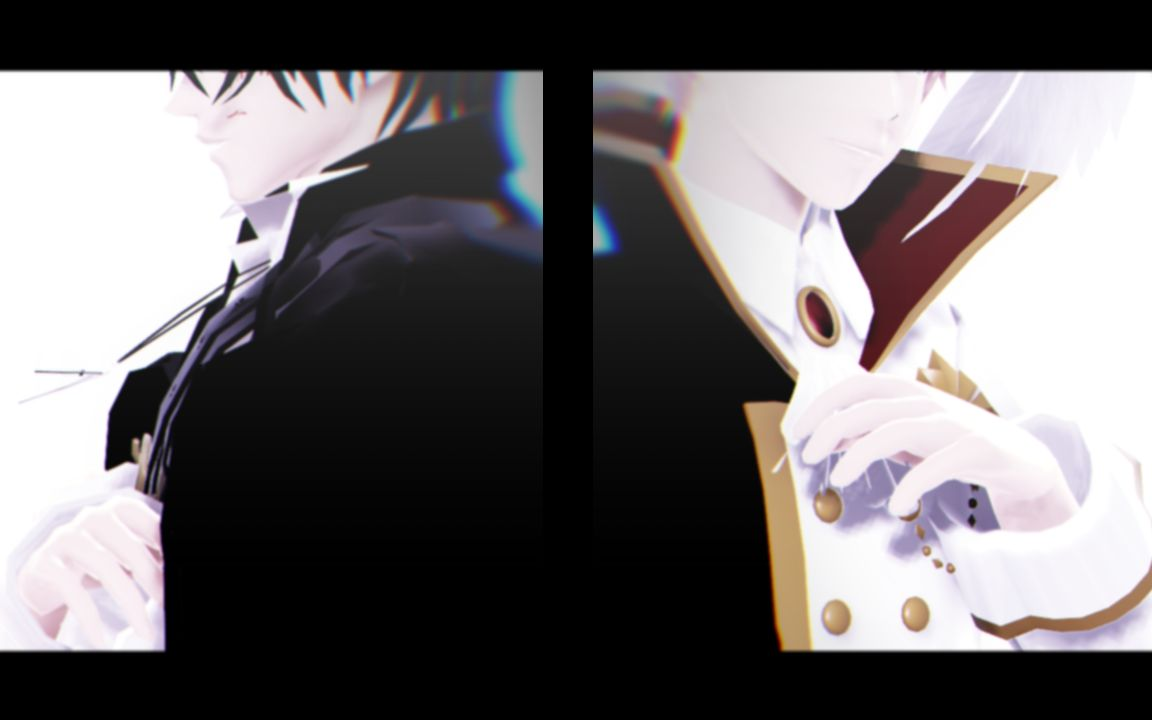 【MMD偶像梦幻祭】 · The Other Side · [ 宗 ]