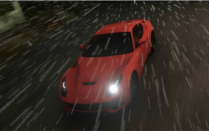 【企鹅】PS4---驾驶俱乐部--Ferrari F12 Berlinetta--挪威Holmastad(反向)