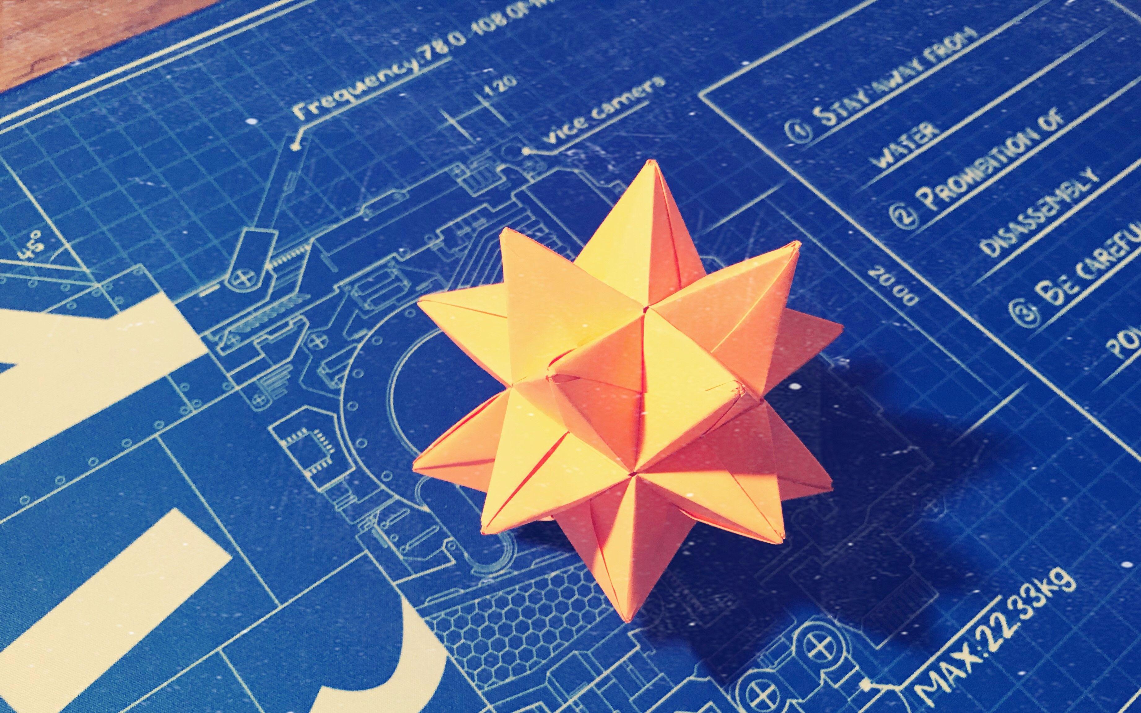 【花球】组合型星星
