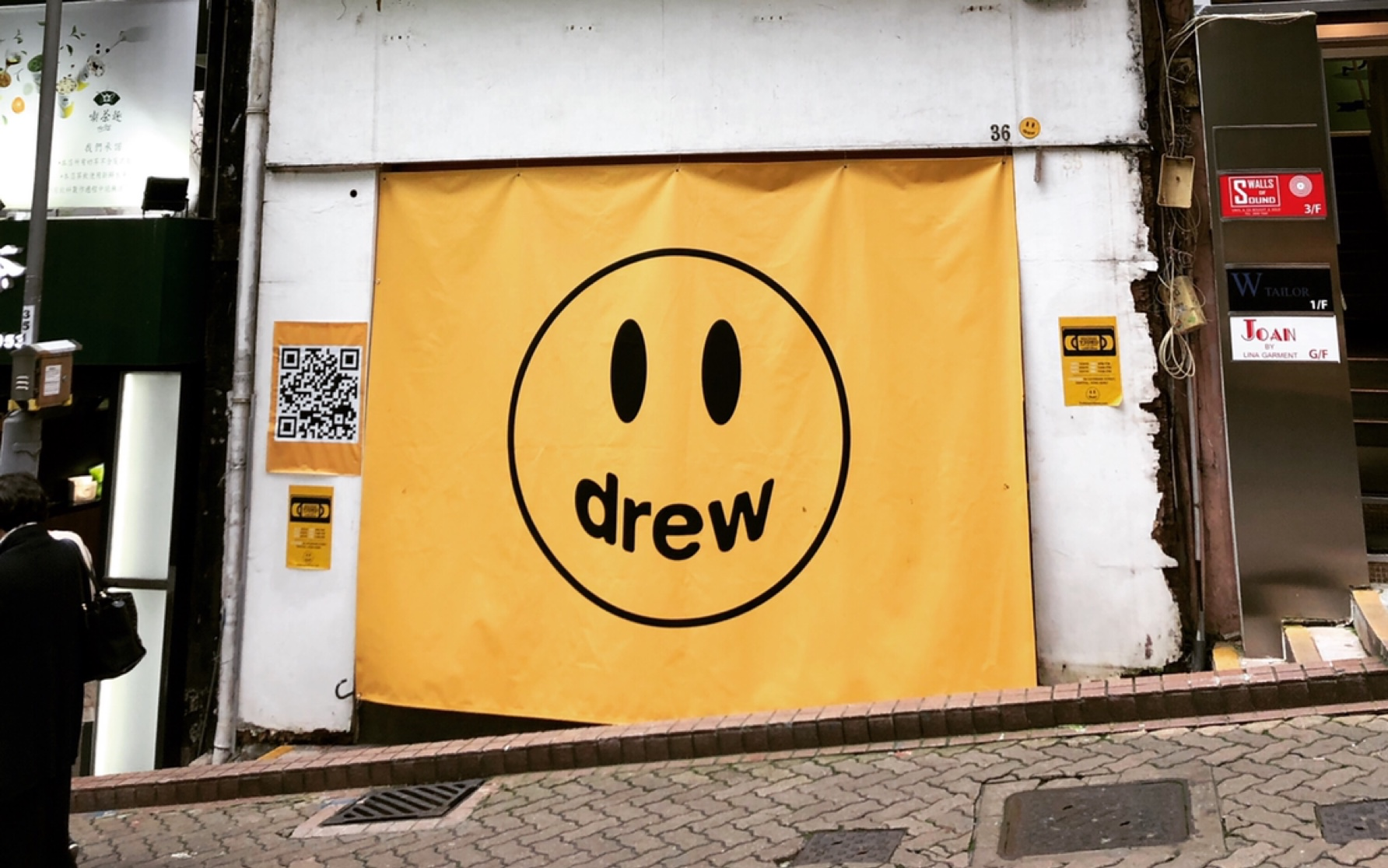 【drewhouse香港快闪店打卡】贾斯汀比伯个人潮牌drewhouse香港快闪店vlog | justinbieber | 美国潮牌| JB | 比伯 |