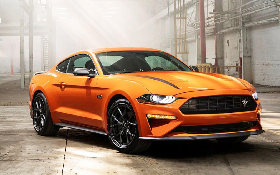 福特2020 全新野马~高性能四缸跑车