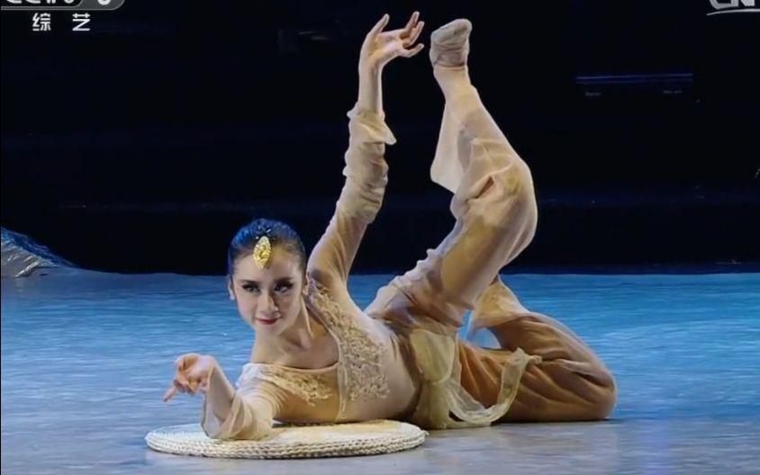 观想天女——敦煌古典舞 度图片