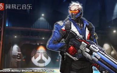 SharaX - BreakItDown(OverwatchRemix)