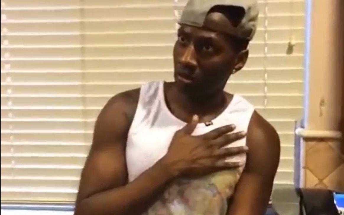 欧美白妇干黑人_黑人戏精系列,终于找到黑人问号表情包的出处了!destorm的vine第3集