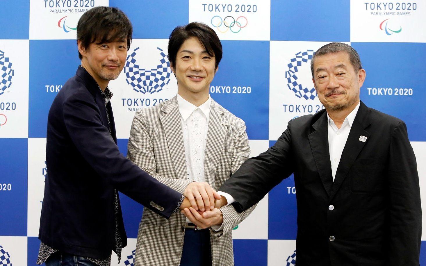 野村万斋 就任2020年东京奥运会开闭幕式导演、综合统括  见面会及相关视频新闻汇总