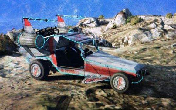 gta5玩家们都认识这辆车吗?