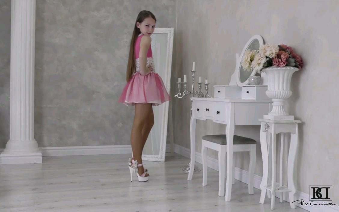 【Brima.d】童星Sophie 粉色裙装