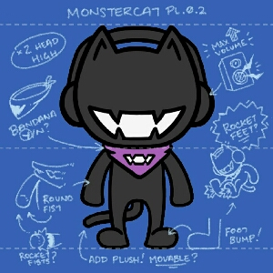 monstercatxcsgo图片