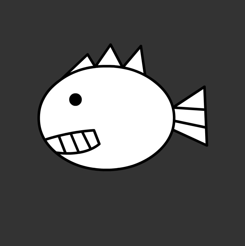 一只胖头鱼o