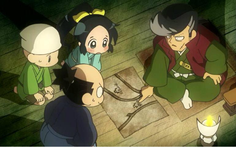 【10月】忍者少女千鸟 / 信长的忍者 15