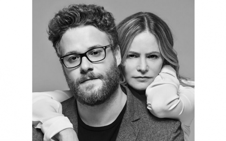 Actors on Actors - Jennifer Jason Leigh and Seth Rogen