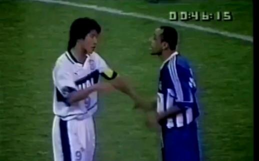 2000亚俱杯 决赛 磐田喜悦 vs 阿尔希拉尔