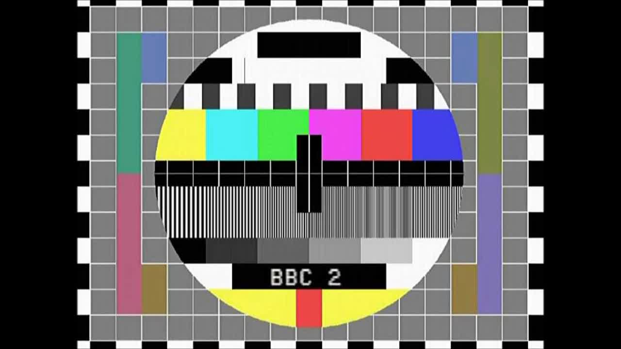 Hi' Livin' - Recreation Test Card (BBC1 September 1983 To June
