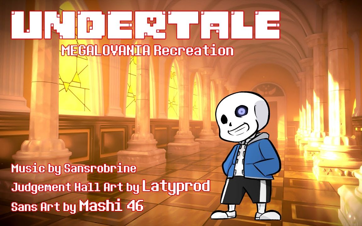 【Undertale】MEGALOVANIA Recreation