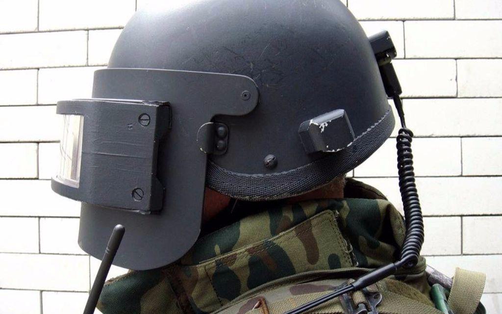 三级头盔_【点兵695】战术头盔哪家强美国最先进,俄罗斯最奇葩,人手一