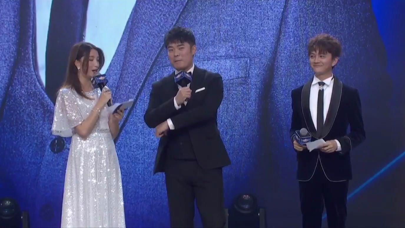 【陈赫】20200112  企鹅电竞年度颁奖典礼 陈赫cut