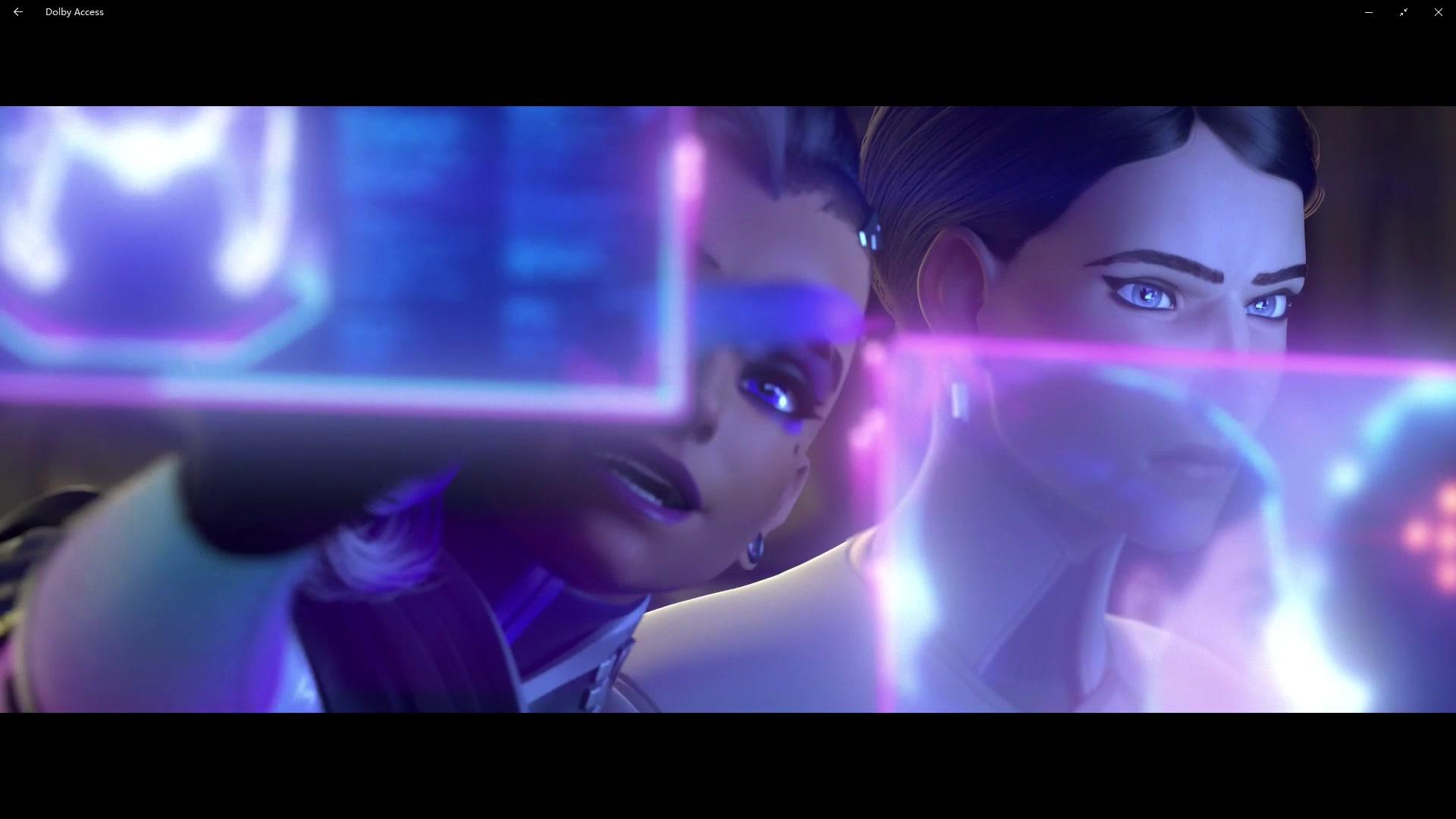 Overwatch Animated Short I Dolby Access 2017_12_23 11_36_26_哔哩哔哩 (゜-゜)つロ  干杯~-bilibili