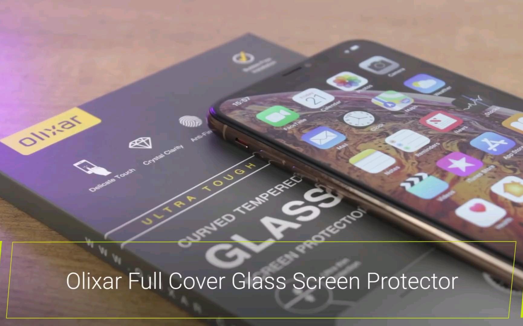 苹果iPhone XS Max钢化膜 贴膜教程 再也不用上街找贴膜大神了
