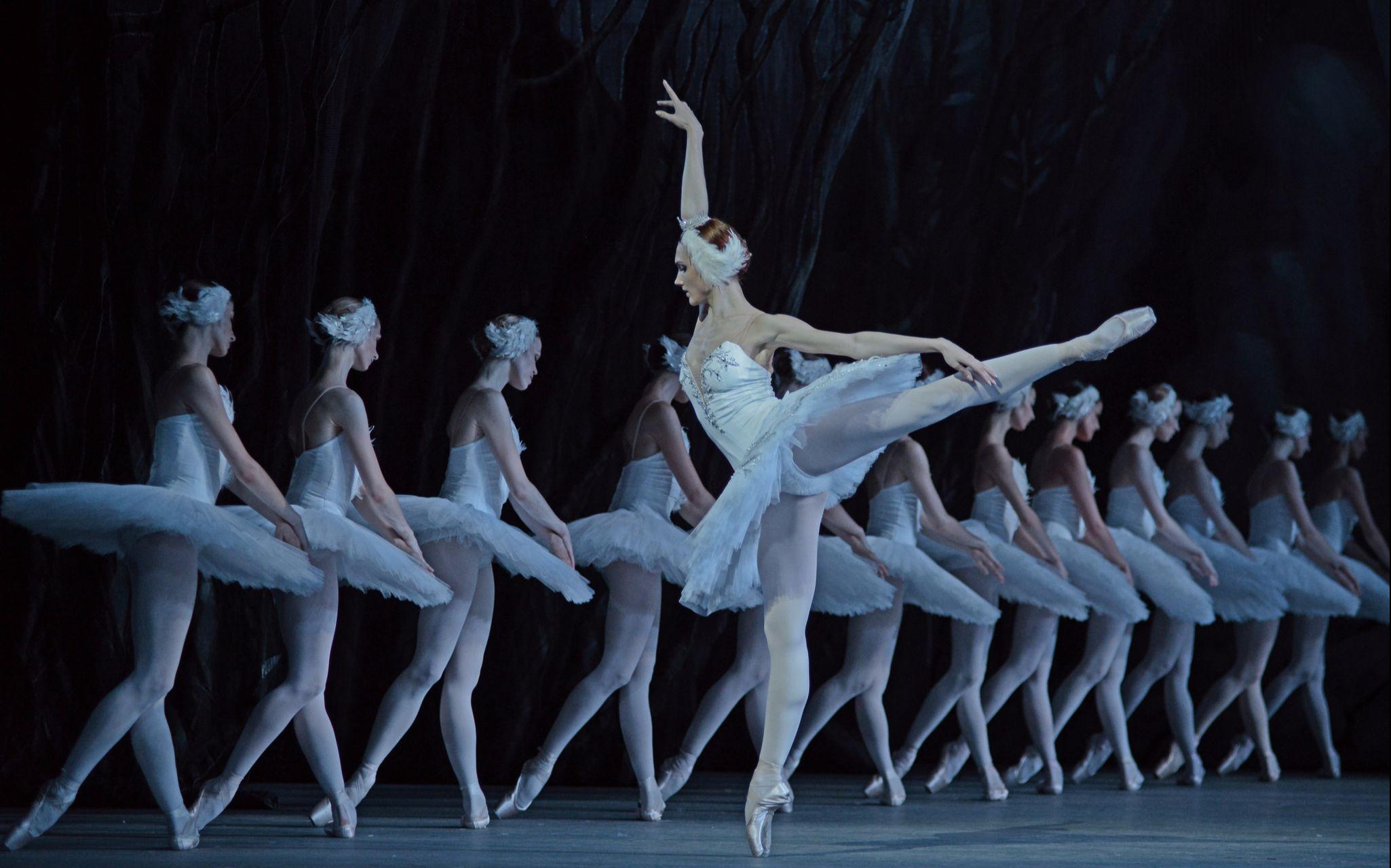 色情 芭蕾