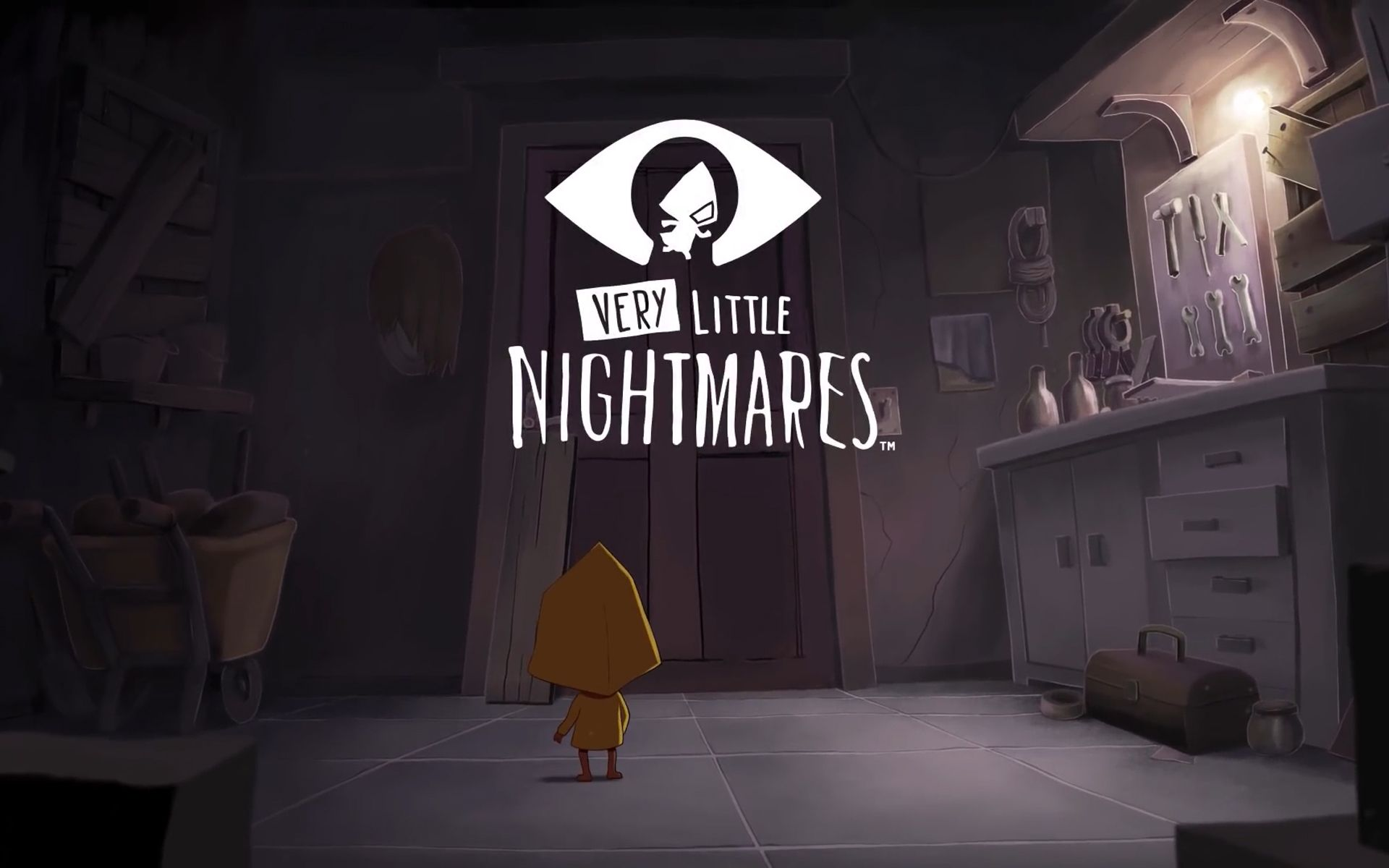 【北寒叔叔】 Six与黄色雨衣 - Very Little Nightmares(超小梦魇)通关合集