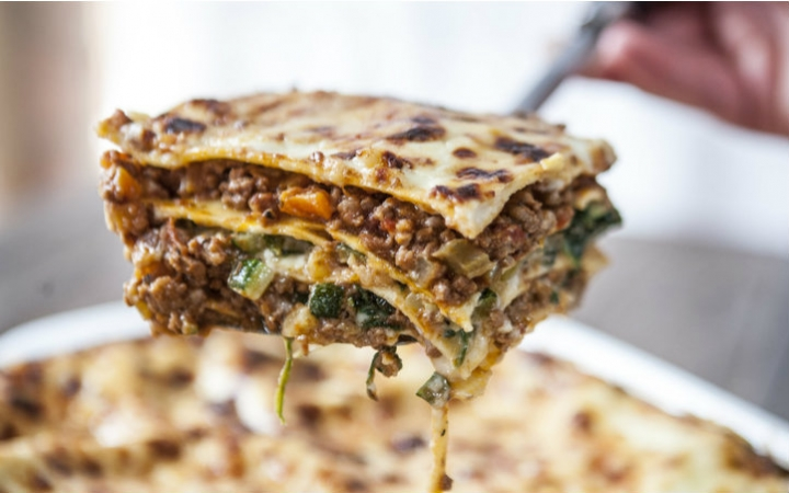 Sorted Food Lasagna Recipe 千层面