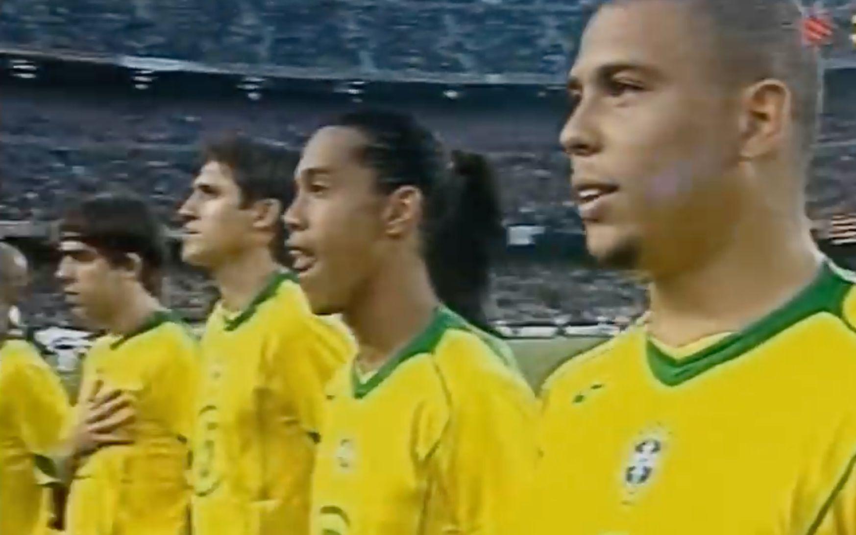 2022巴西队阵容豪华_史上最强巴西队,放到今天的2018世界杯,有谁能一战?!_哔哩 ...