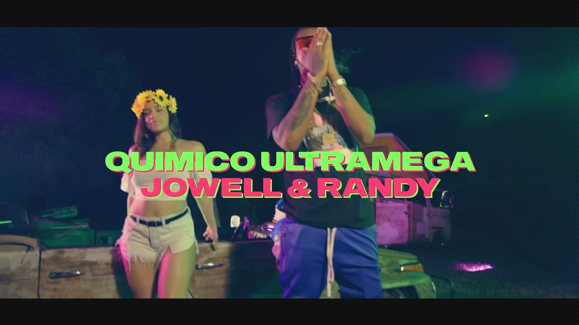 Quimico Ultra Mega, Jowell Y Randy - 《Vamo a Prender》