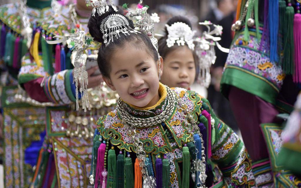 贵州黔东南侗族大歌《夏蝉之歌》