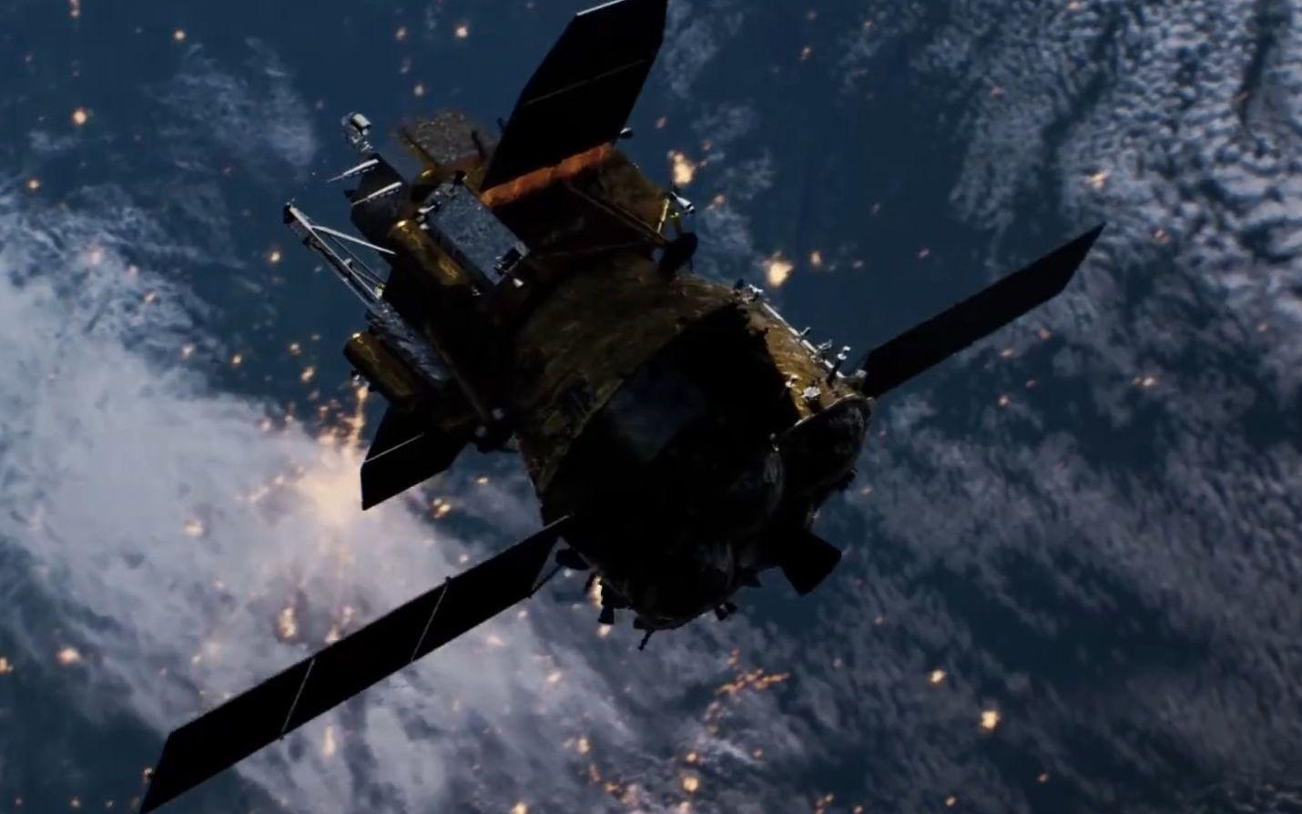 【嫦娥探月】每!一!帧!都!很!震!撼! 嫦娥五号探月之旅视觉大片,震撼上线!(航天科技集团八院)