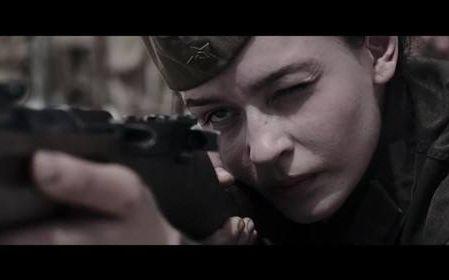 俄罗斯电影《女狙击手》主题曲:布谷鸟(太好听了)