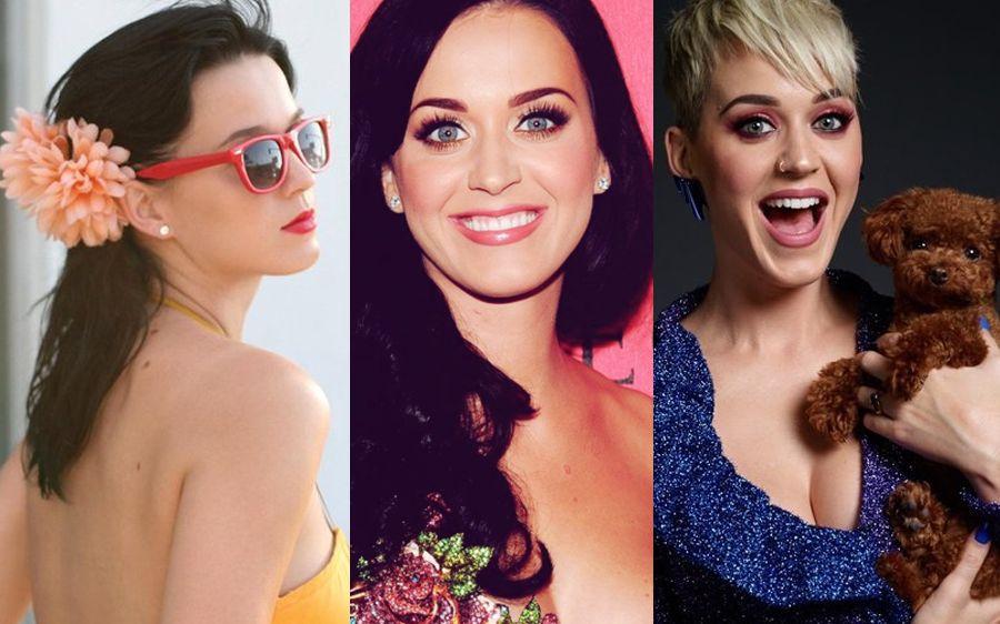 万全美姐_20分钟回顾水果姐Katy Perry从摇滚少女到一路进化的音乐历程 全部 ...