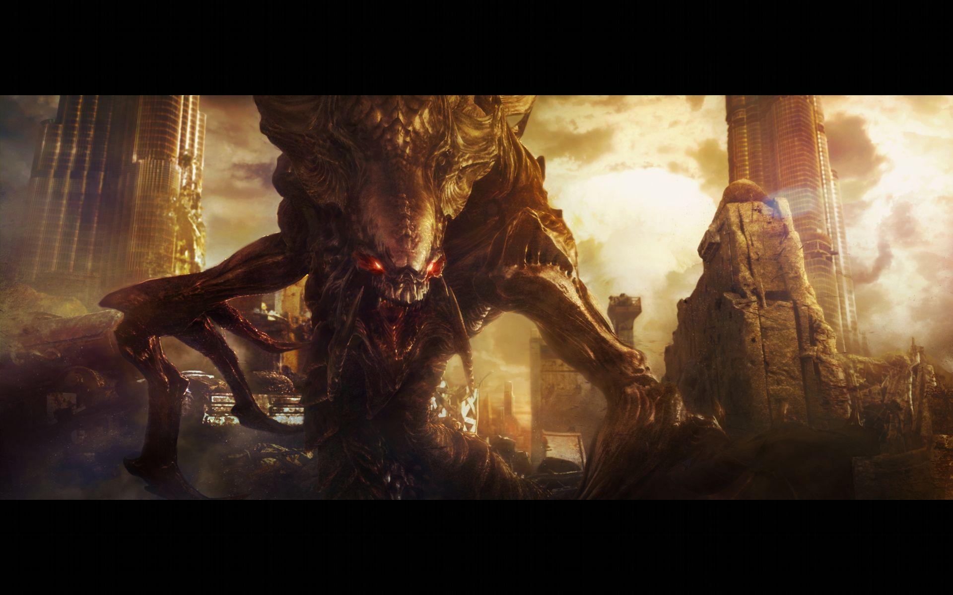 【星际争霸2】打粪坑!超硬核zvp后期详解,柳丁老师教你打黄金舰队,好哥哥达蒙教学系列。