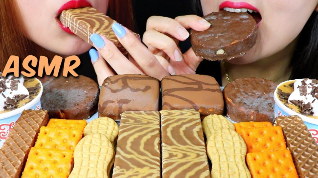 【kim&liz】花生酱冰激凌、圣代、巧克力薄饼、曲奇Kim&Liz(2019年8月19日22时46分)