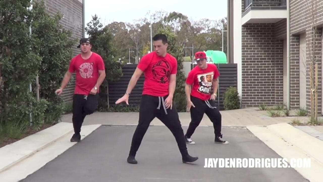TALK DIRTY - Jason Derulo - Jayden Rodrigues编舞
