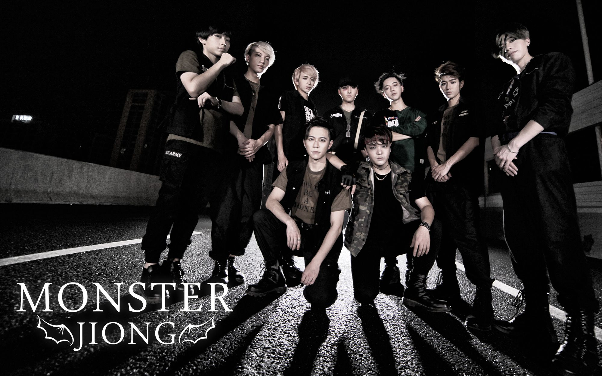 【jiong团】exo《monster》(cover.