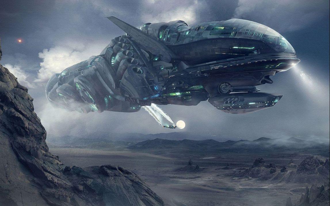 跃迁引擎启动!游戏性最棒的太空舰船模拟游戏。独立、科幻、太空。红隼级#01_哔哩哔哩 (゜-゜)つロ 干杯