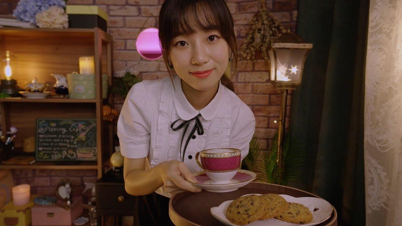 【latte】休闲放松冲刺咖啡馆(2019年10月17日3时15分)