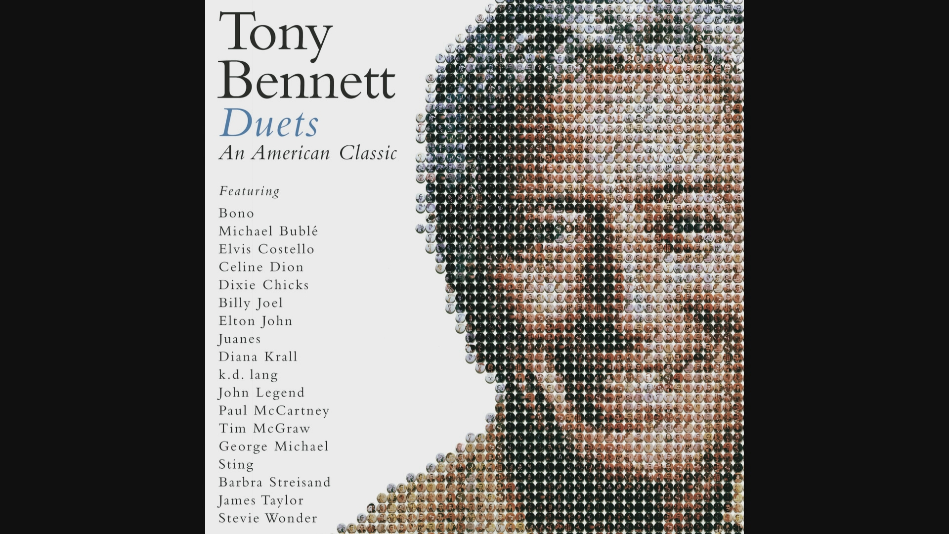 How Do You Keep the Music Playing? (Audio) - Tony Bennett&George Michael