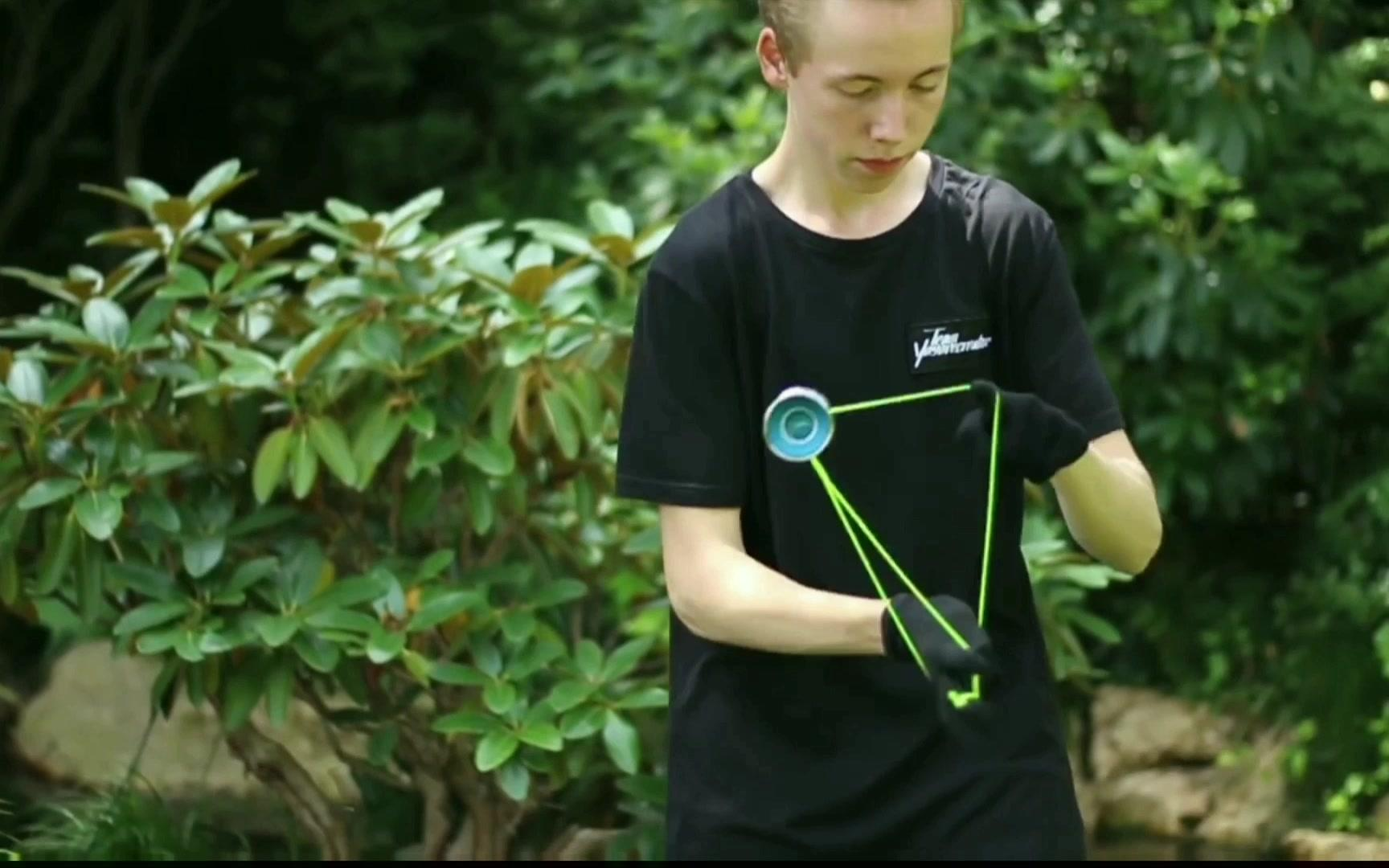【欧美手速少】极限手速欧美玩家  捷克——Jakub Dekan X yoyorecreation(DRAUPNIR)