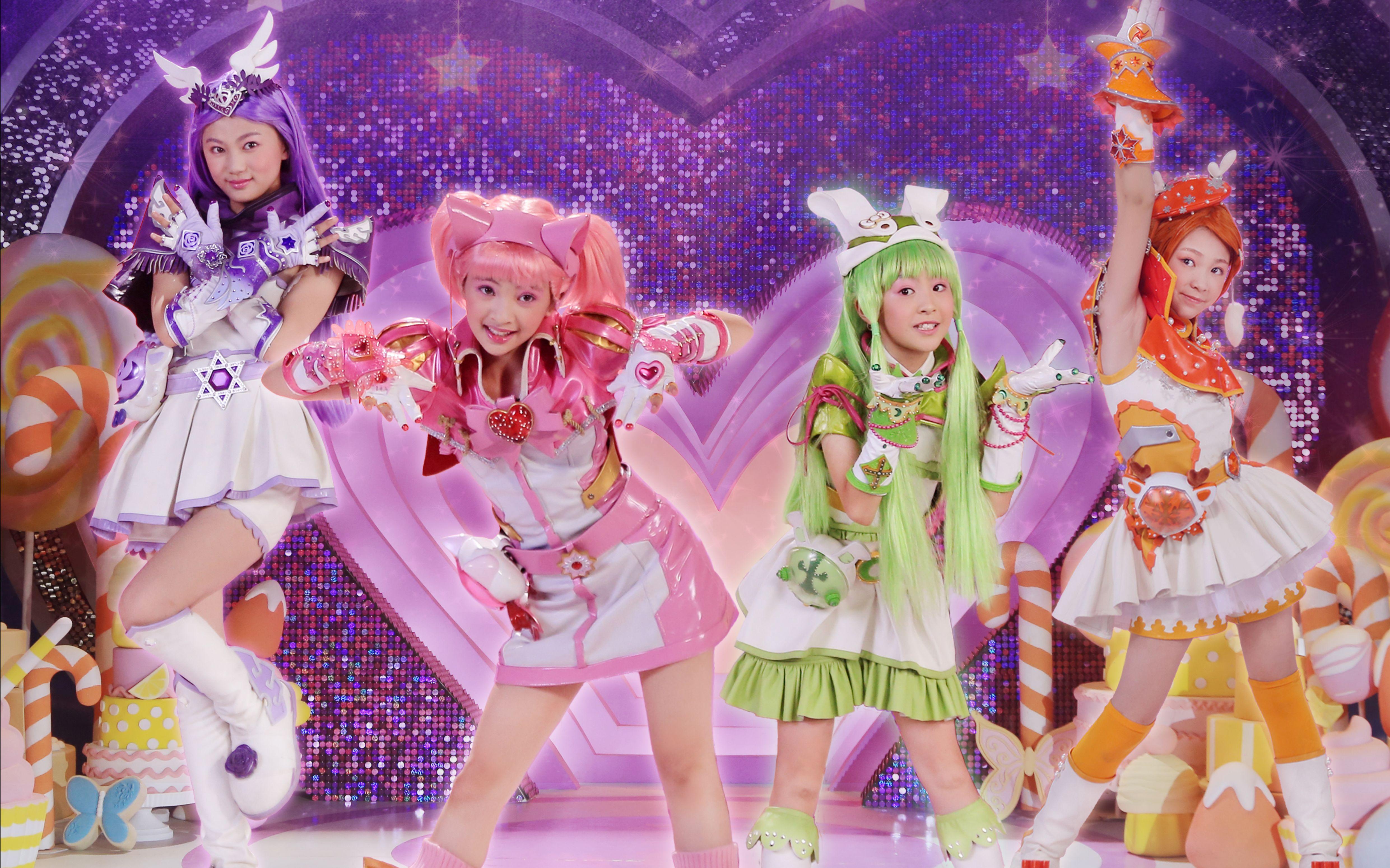 舞法天女第二季_【魔幻/歌舞】舞法天女朵法拉 第二季 01-02:再次感受朵蜜的力量吧!