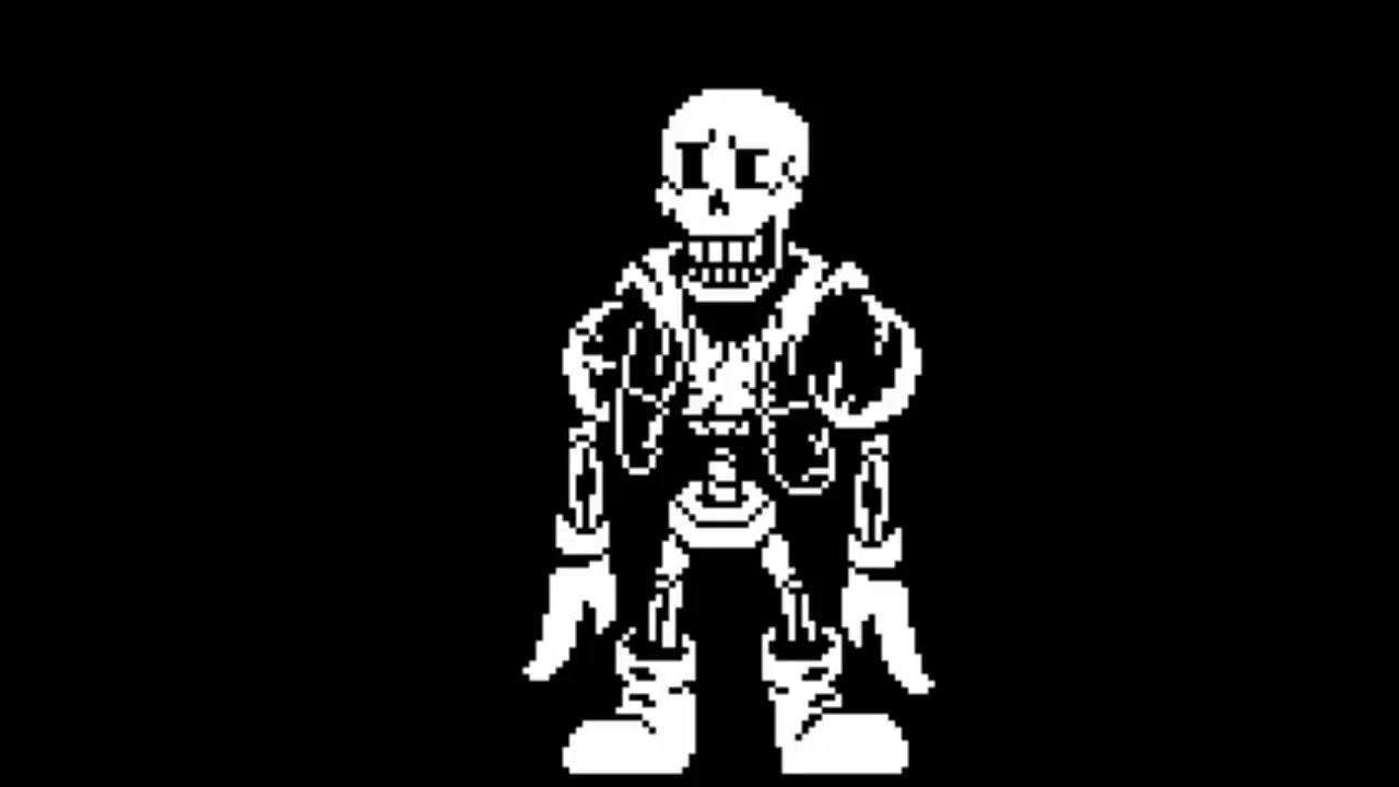 [Undertale-Disbelief Papyrus] Final Chance Recreation (Final Update)