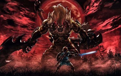 red moon cycle botw - photo #44