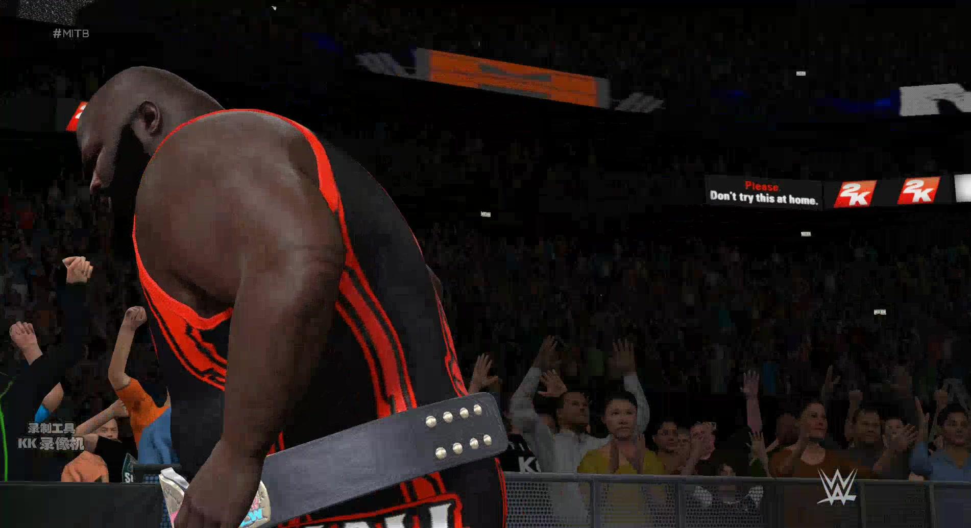 马克亨利和大秀哥_WWE2K17马克亨利拿了nxt冠军对战搓澡工_哔哩哔哩 (゜-゜)つロ 干杯 ...